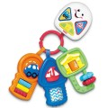 fisher-price-porte cles apprentissage langue espagnole